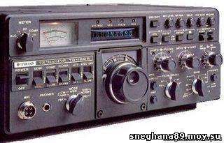 Трансивер Kenwood TS-180S