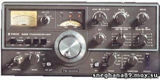 Трансивер Kenwood TS-520S
